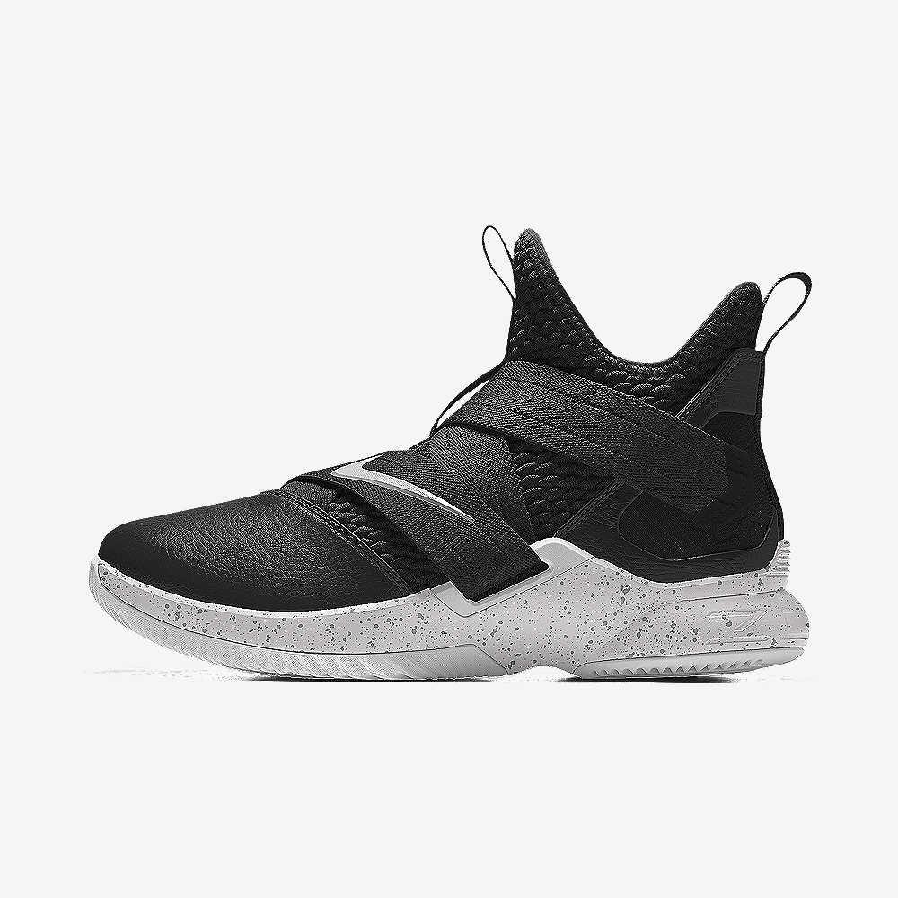 e71732c94e6 LeBron Soldier XII By You Basketball Shoe. Nike.com
