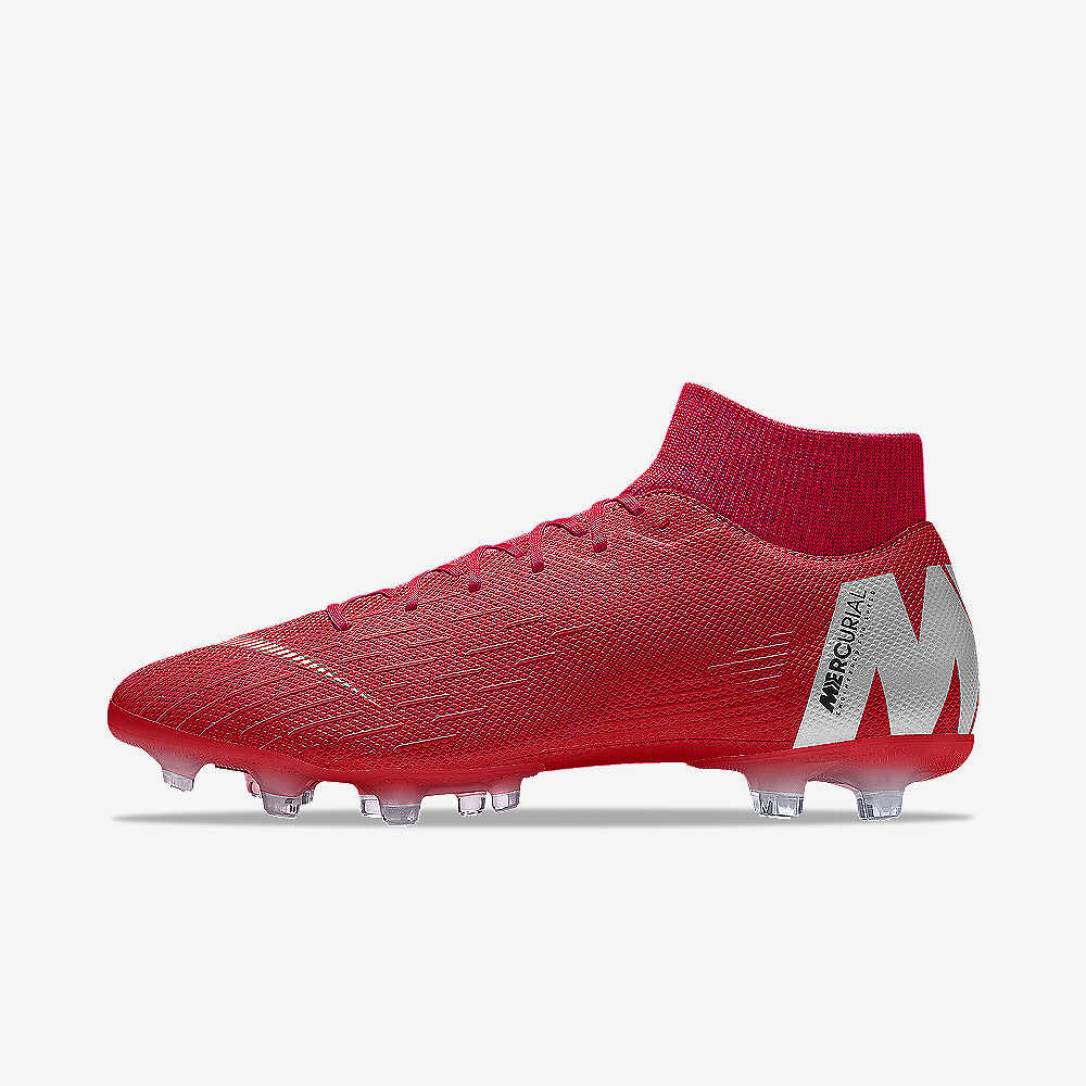 6b2ccc21c Nike Mercurial Superfly VI Academy By You Custom Soccer Cleat. Nike.com