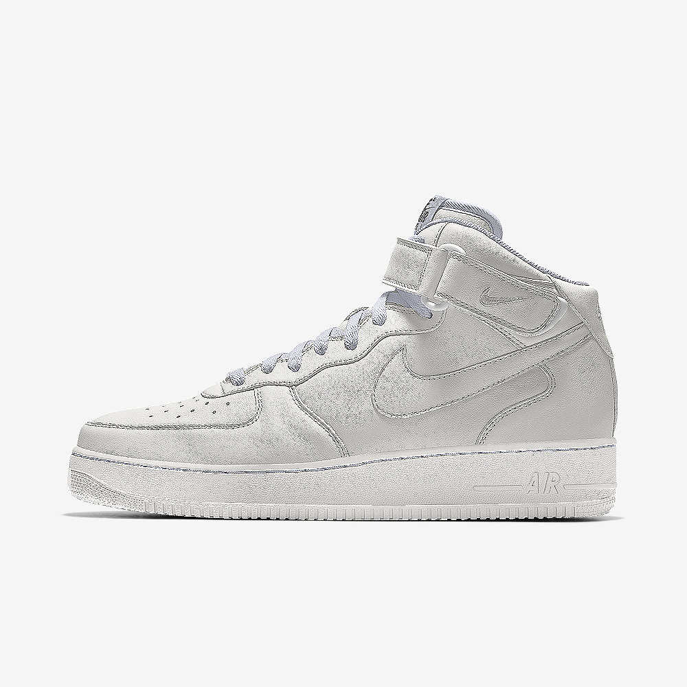 huge selection of 68a9f 28855 Nike Air Force 1 Mid By You personalisierbarer Schuh. Nike.com DE