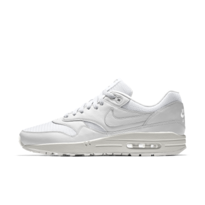 Nike Air Max 1 Boys' Grade School Running Shoes White
