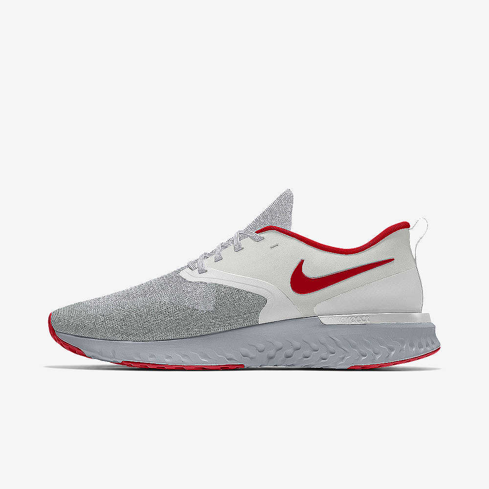 0ceae4534deaf Nike Odyssey React Flyknit 2 By You Running Shoe. Nike.com