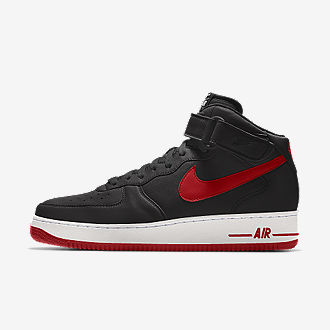 newest 7e1cc ee5e9 Nike Air Force 1 Mid By You