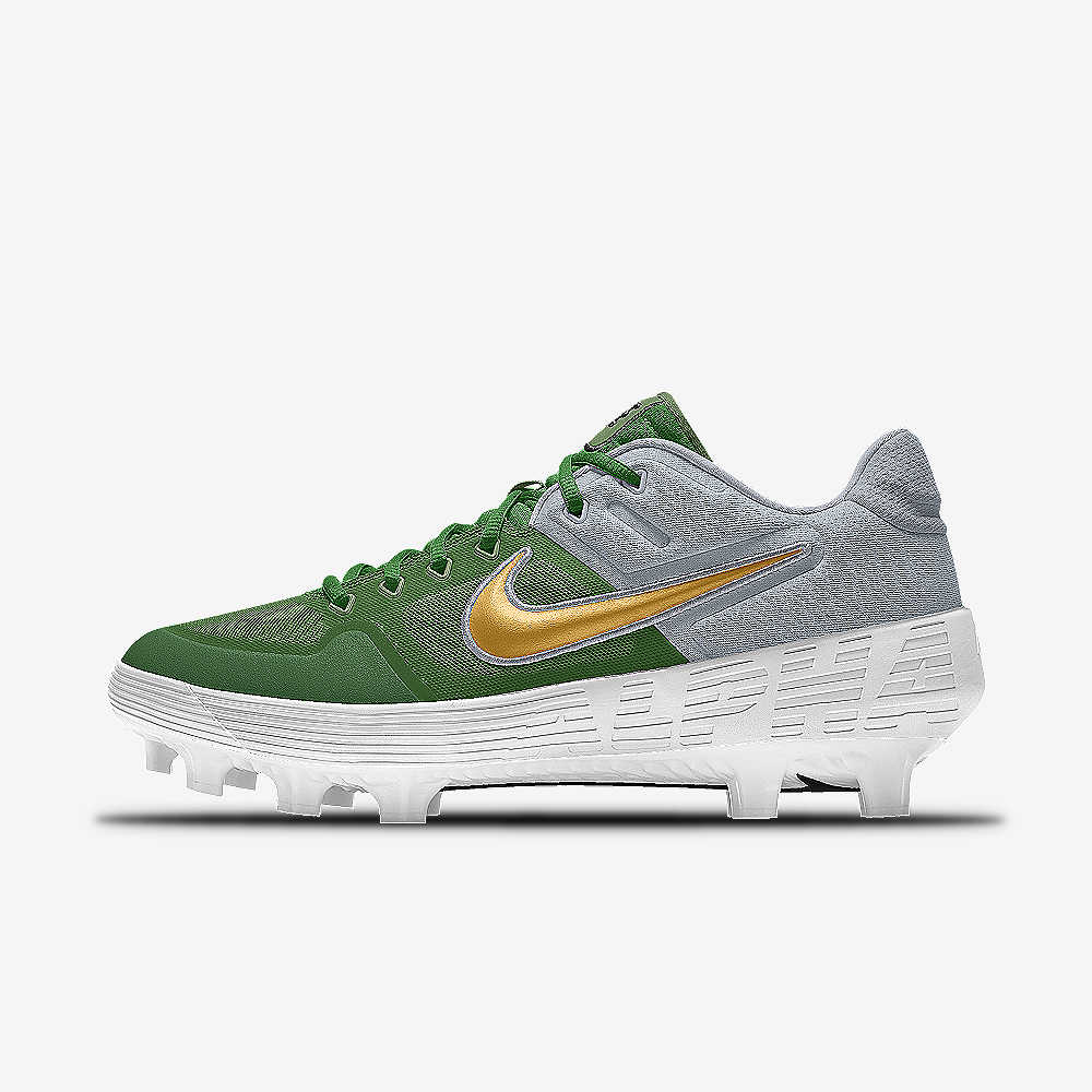 new style 5966c 75adb Nike Alpha Huarache Low By You Baseball Cleat