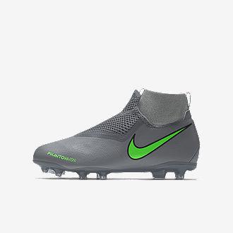 458c19e062f6 Nike Phantom Vision Academy Jr. MG By You. Custom Big Kids' Multi-Ground Soccer  Cleat. $90