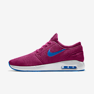 best website a6d57 2e498 Nike SB Air Max Janoski 2 By You