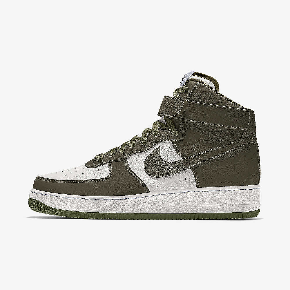 nouveau style a7146 e2fe4 Nike Air Force 1 High By You Custom Shoe