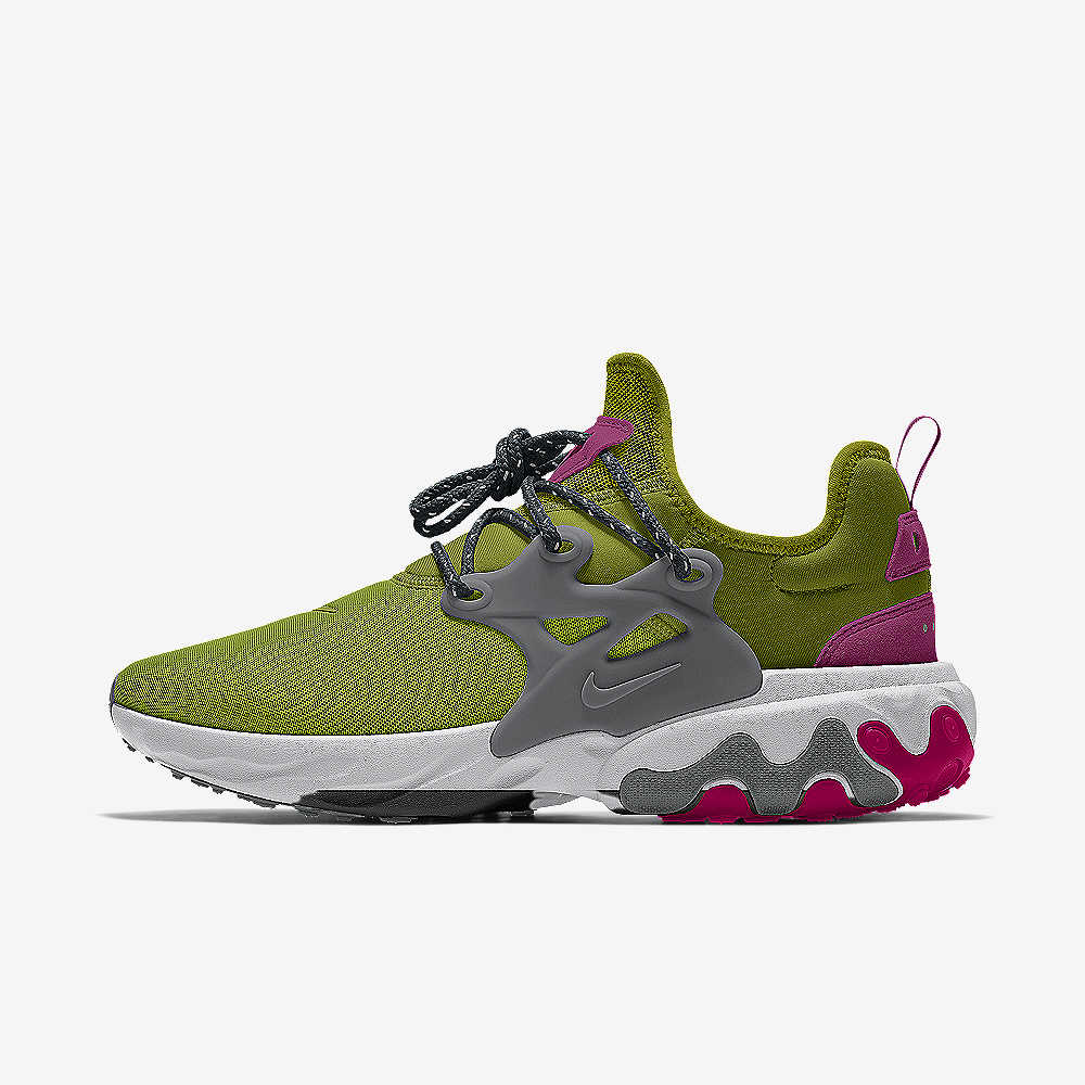 d5b6606da2d9f Nike React Presto By You Custom Shoe. Nike.com