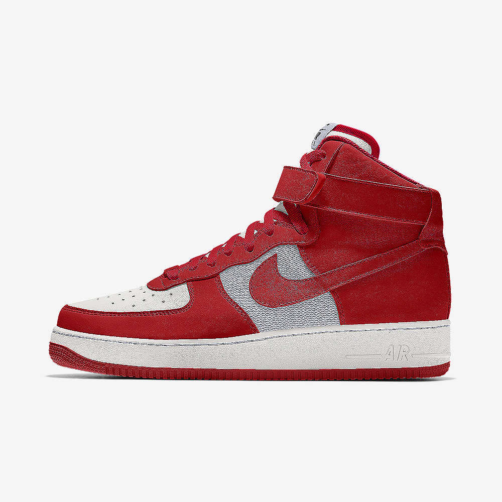 low priced e3b88 d1d70 Nike Air Force 1 High By You Custom Shoe. Nike.com