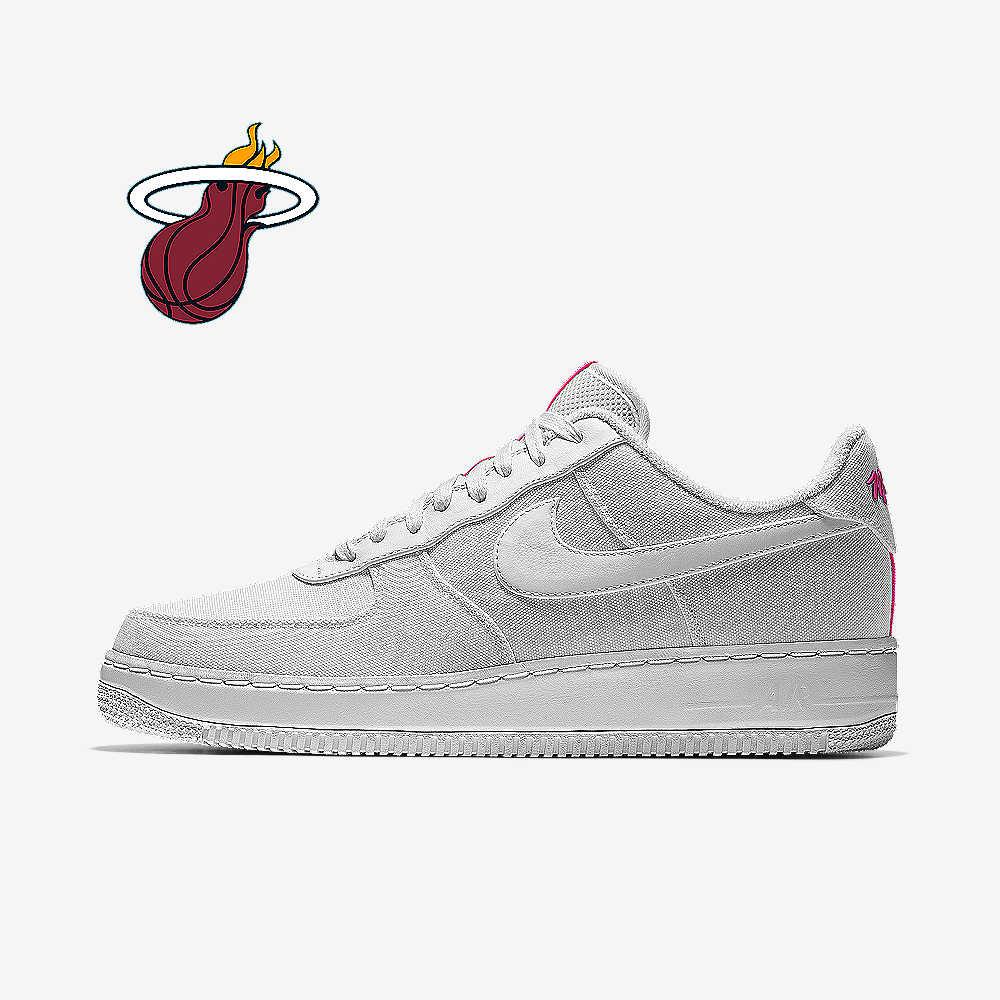 Nike Air Force 1 Faible Édition Ville Id Premium Miami