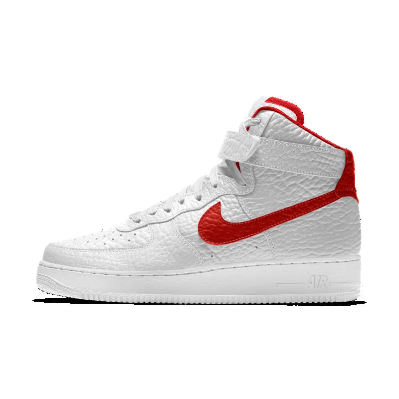 Nike Air Force 1 High Premium iD (Chicago Bulls) Men's Shoe