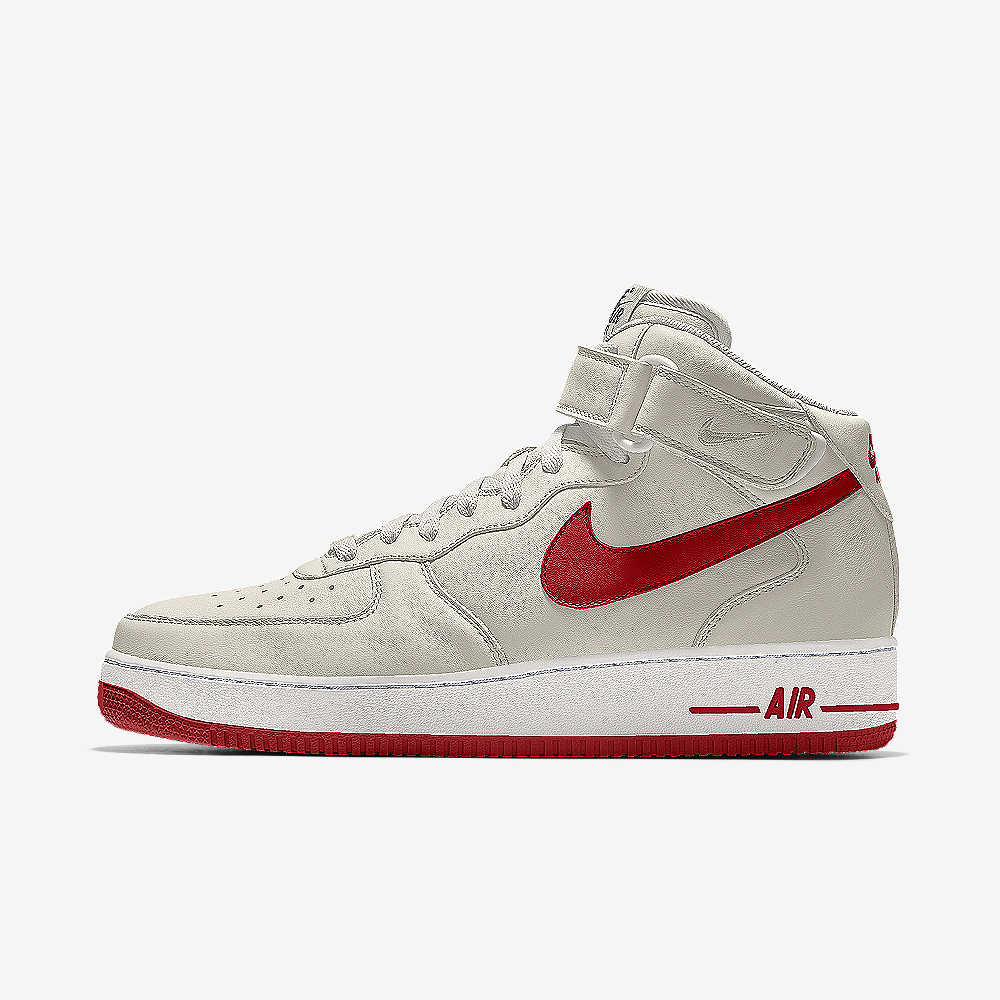 400493567ae7e Nike Air Force 1 Mid By You Custom Shoe. Nike.com