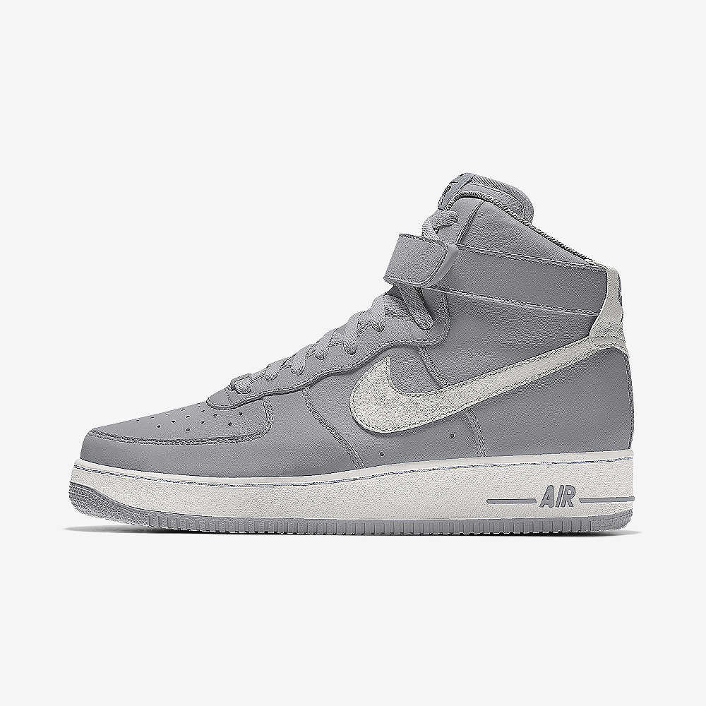 new style 3a83f ec39e Nike Air Force 1 High By You Custom Shoe