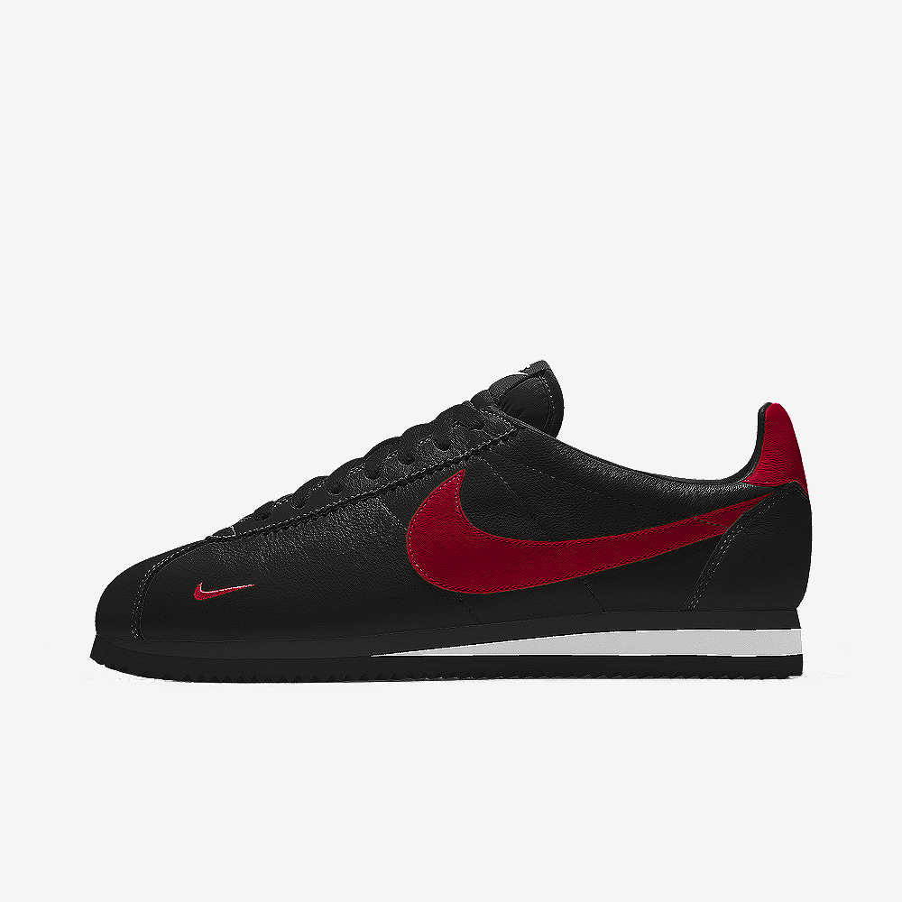 custom design nike cortez. Black Bedroom Furniture Sets. Home Design Ideas