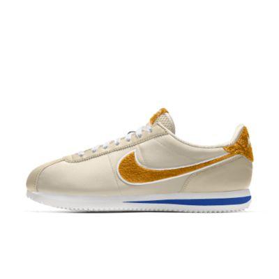 Nike Cortez Basic Premium iD Men's Shoe - Cream