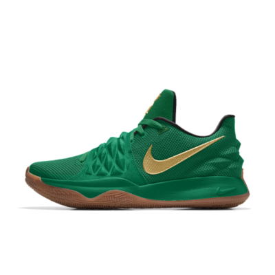 <ナイキ(NIKE)公式ストア>【NIKEiD限定】カイリー LOW iD メンズ バスケットボールシューズ AT8588-999 グリーン 【NIKEiD】 30日間返品無料 / Nike+メンバー送料無料