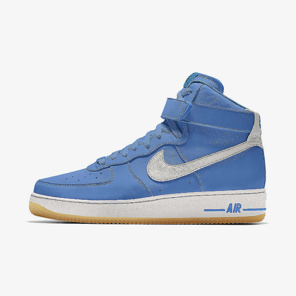 new style c5e40 bef47 Nike Air Force 1 High By You Custom Shoe