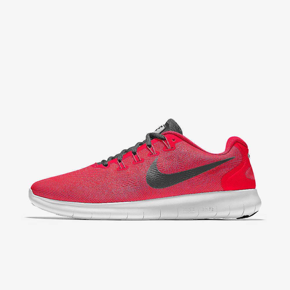 red baseball shoes nike free run 3
