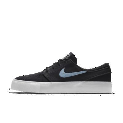 <ナイキ(NIKE)公式ストア>ナイキ SB ズーム ステファン ジャノスキー iD ウィメンズ スケートボードシューズ 743218-964 ブラック 【NIKEiD】 30日間返品無料 / Nike+メンバー送料無料