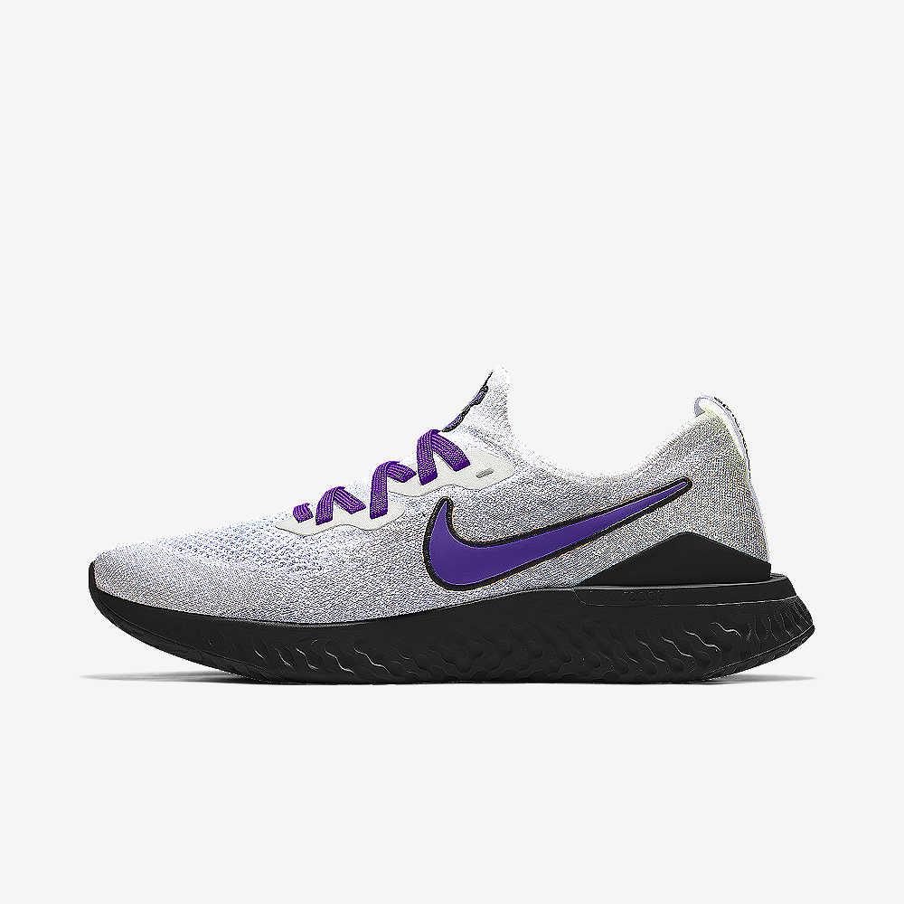 86637f9814e5f Nike Epic React Flyknit 2 Spurs By You Custom Running Shoe. Nike.com LU