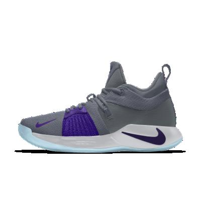 <ナイキ(NIKE)公式ストア>PG 2 iD メンズ バスケットボールシューズ CI0280-991 グレー 【NIKEiD】 30日間返品無料 / Nike+メンバー送料無料