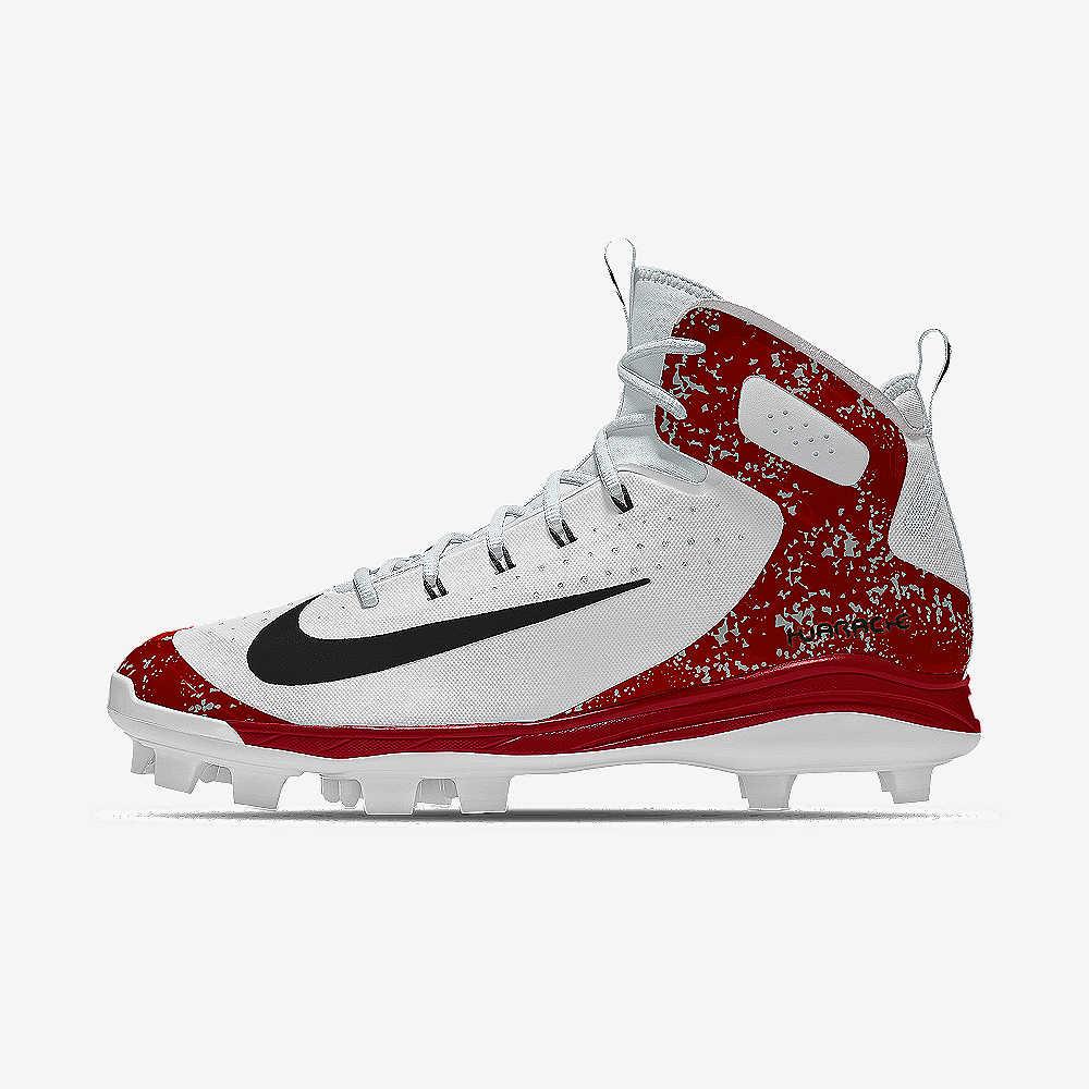 Nike Alpha Huarache Elite Mid iD - 1050877444