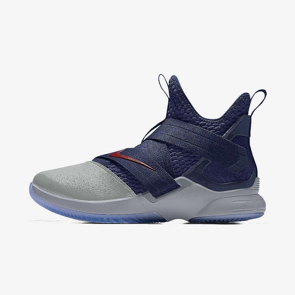 LeBron Soldier XII iD Basketball Shoe. Nike.com