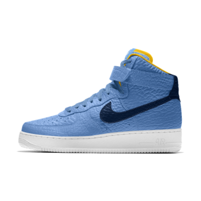 Nike Air Force 1 High Premium iD (Memphis Grizzlies) Men's Shoe