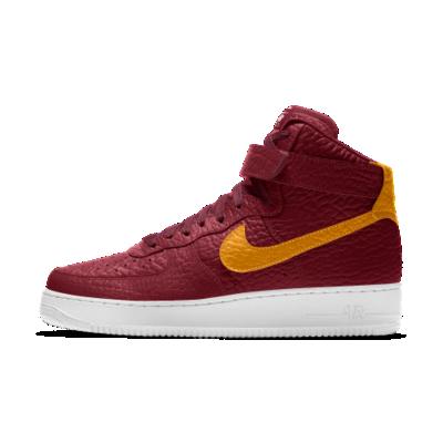 Nike Air Force 1 High Premium iD (Cleveland Cavaliers) Men's Shoe