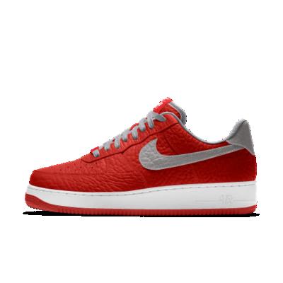 Nike Air Force 1 Low Premium iD (Houston Rockets) Men's Shoe
