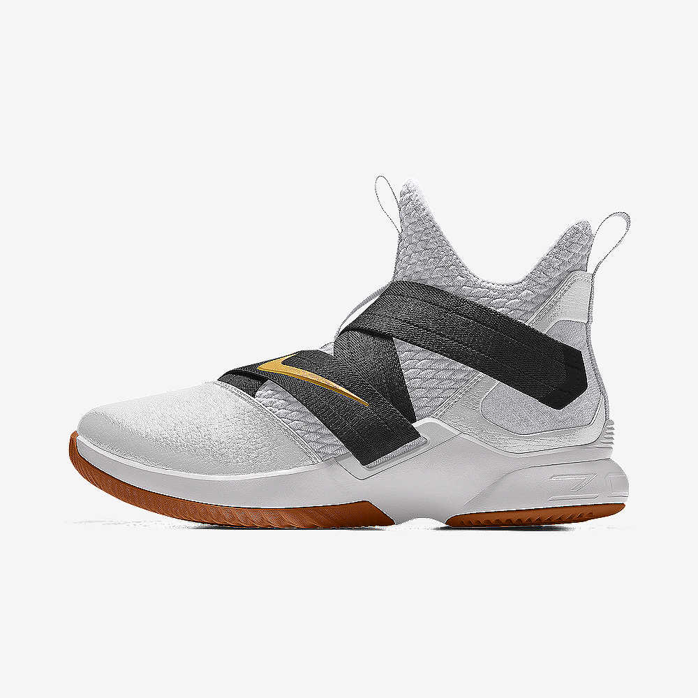 796445edba2 LeBron Soldier XII By You Basketball Shoe. Nike.com