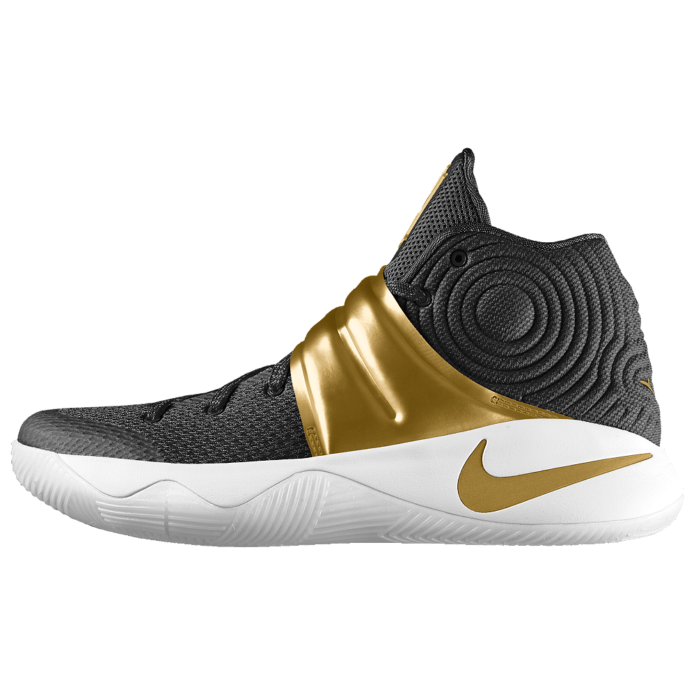 timeless design 37763 ade6e Nike Kyrie 2 iD Men s Basketball Shoe Size 7 (Gold)   Shop Your Way  Online  Shopping   Earn Points on Tools, Appliances, Electronics   more