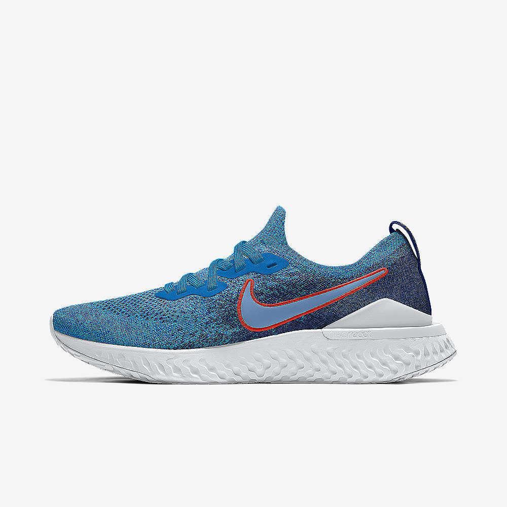 008a5abfb33 Nike Epic React 2 Flyknit By You Custom Running Shoe. Nike.com LU