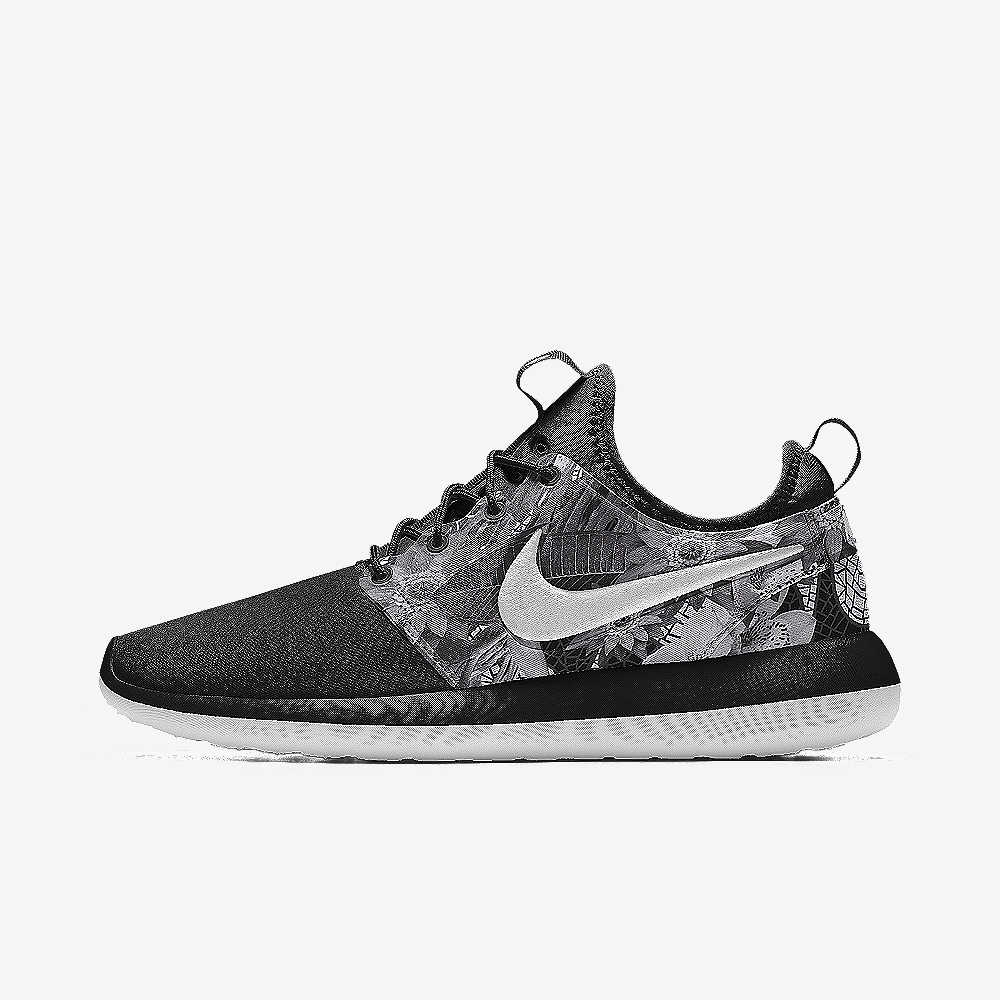 Nike Roshe Two Flyknit Women's Shoe. Nike ID