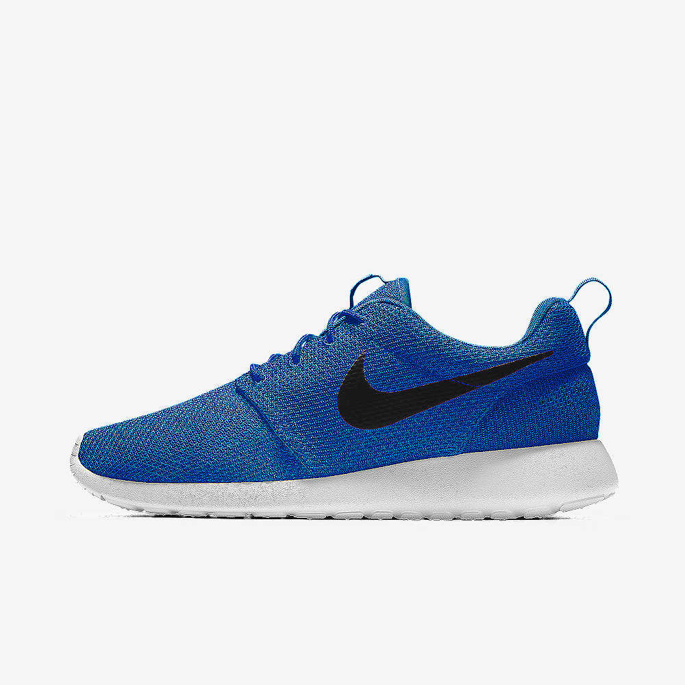 nike roshe run youth gs bleu davinci