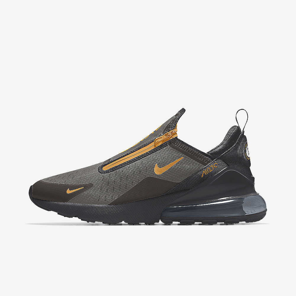 4a6b241c384e57 Nike Air Max 270 Premium By You Shoe. Nike.com