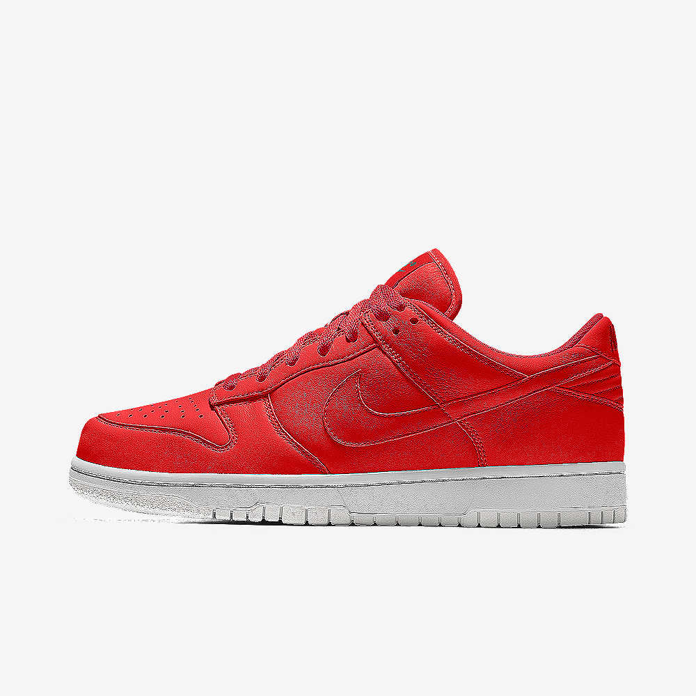 nike dunk low red