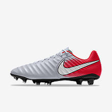 Nike Tiempo Legend VII Academy iD Grey