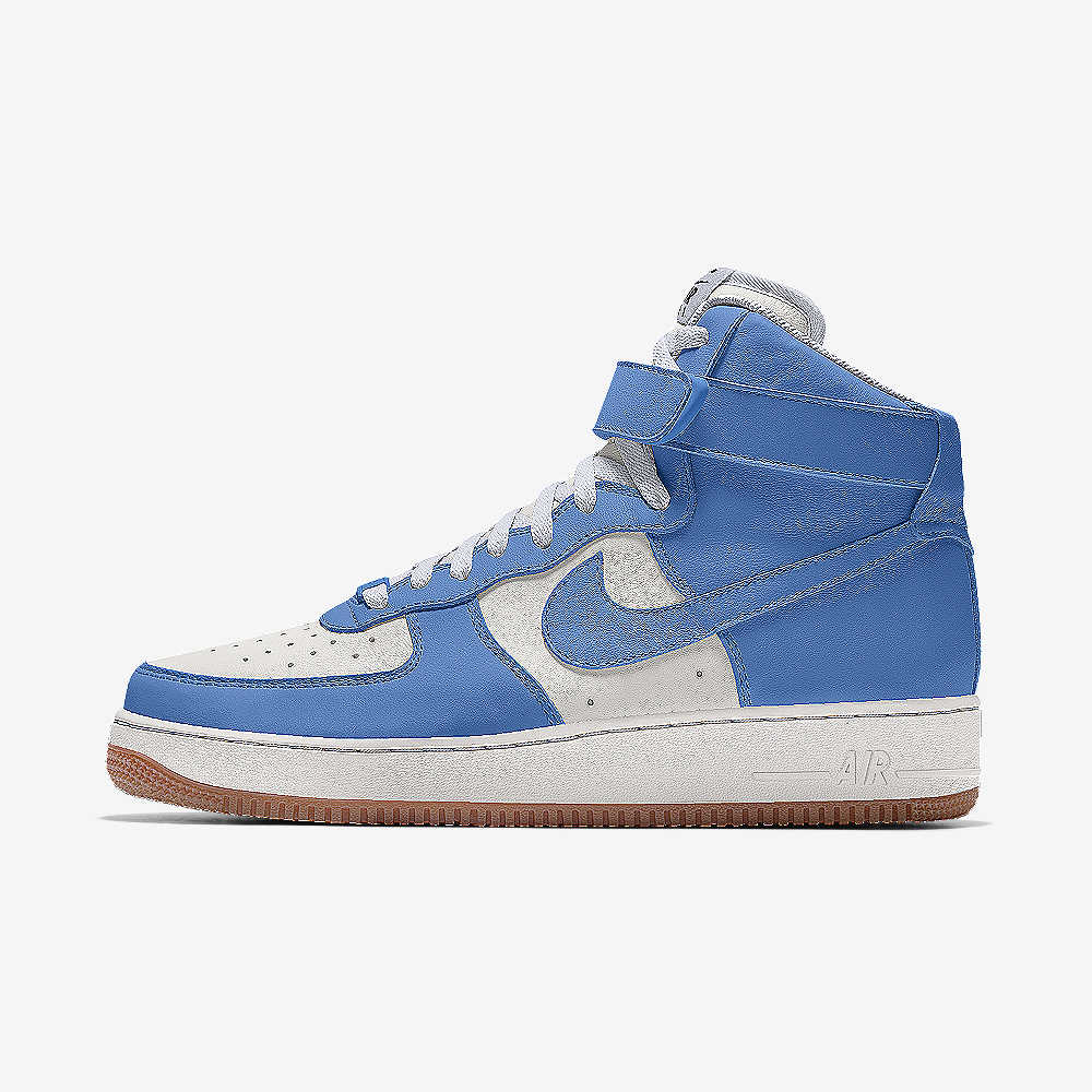 buy online d4374 8e4f7 Nike Air Force 1 High By You Custom Shoe. Nike.com CH