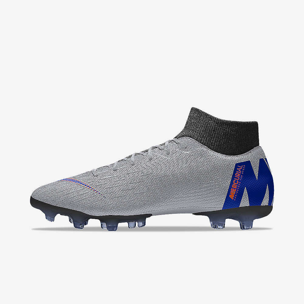 537eaa875fa0 Nike Mercurial Superfly VI Academy By You Soccer Cleat. Nike.com
