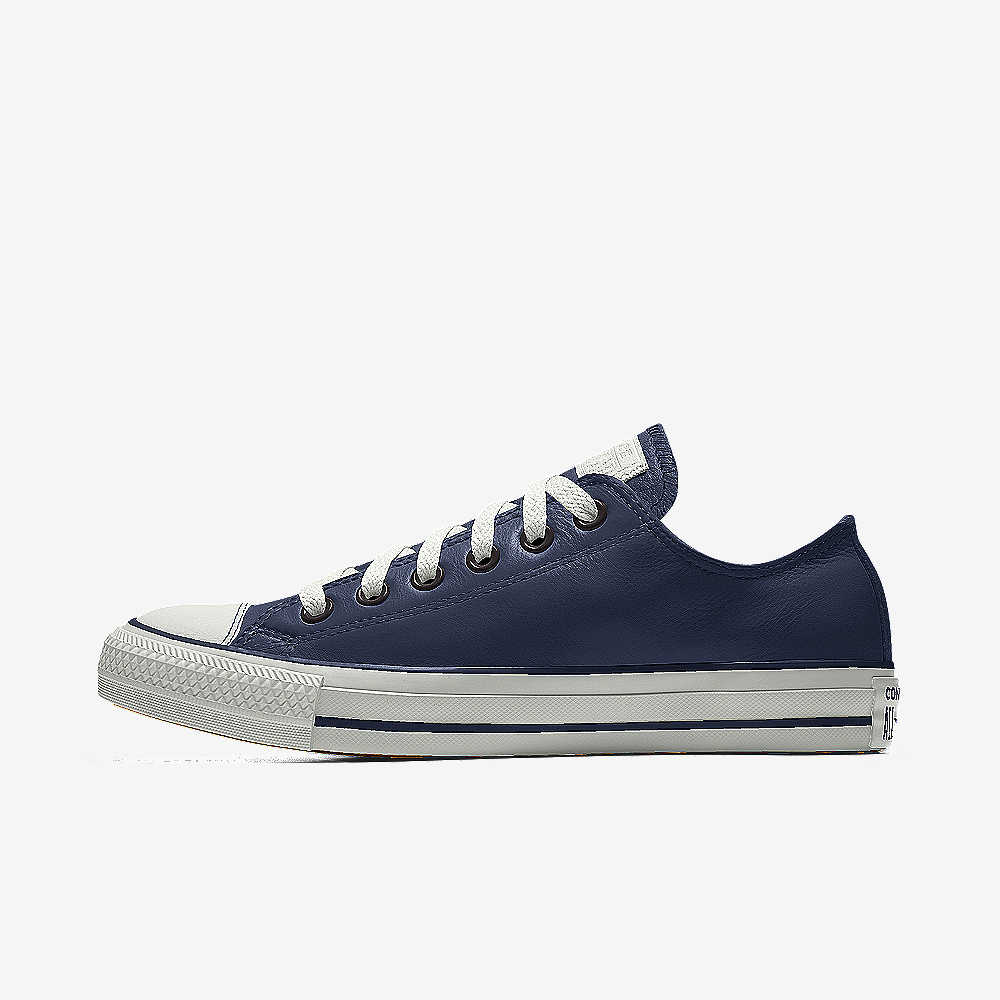 Converse custom chuck taylor all star leather low top shoe nike view all nvjuhfo Gallery