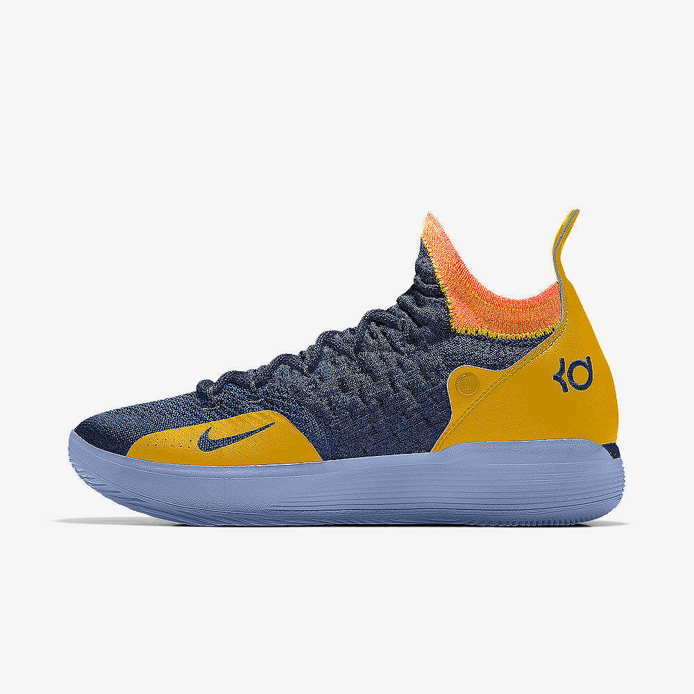 Zoom Kd11 Nike Personnalisable Chaussure Basketball By You De m0PyvN8Onw