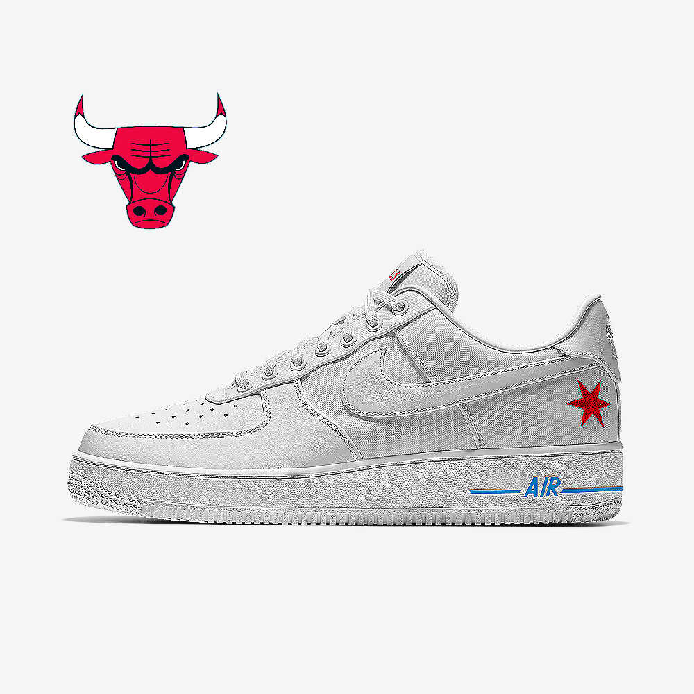 Nike Air Force 1 Faible Édition Ville Id Premium Miami