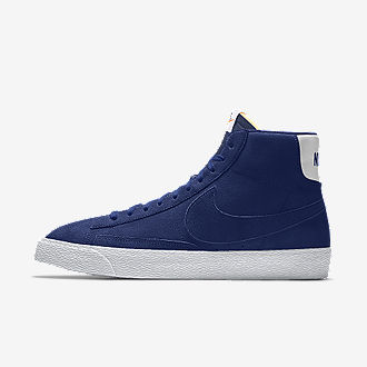 online store b7ce2 a2dcb Nike Blazer Mid By You