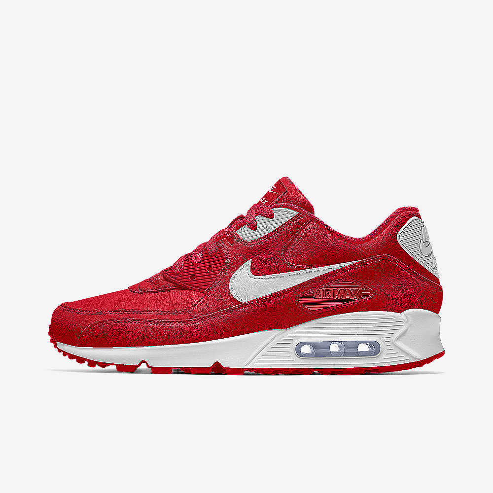 nike air max 90 id all red nz