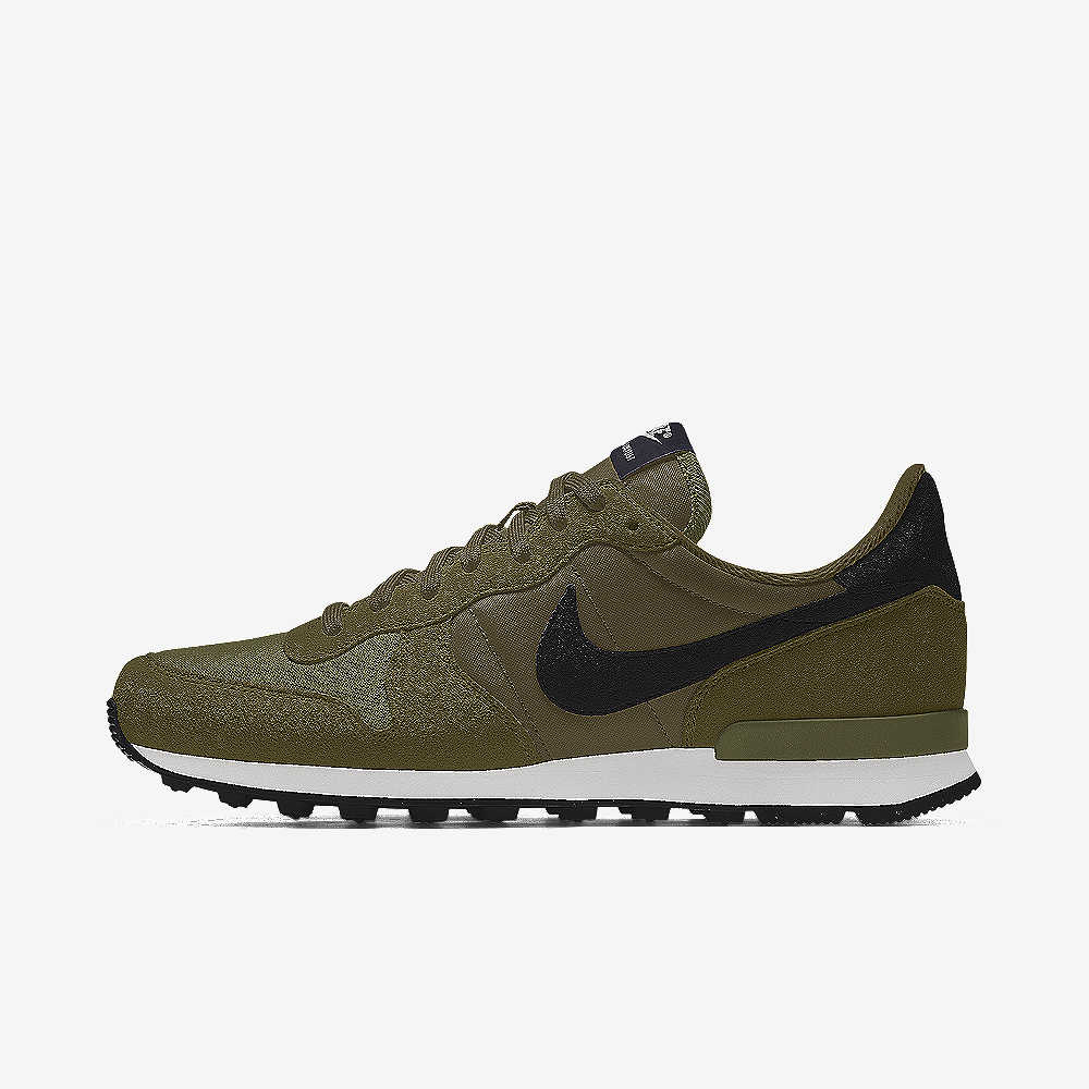 new product ac4bb 8e576 Nike Internationalist Low By You Custom Shoe. Nike.com