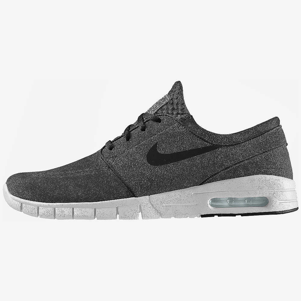 nike sb stefan janoski max id skateboarding shoe. Black Bedroom Furniture Sets. Home Design Ideas