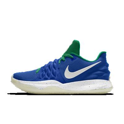 <ナイキ(NIKE)公式ストア>【NIKEiD限定】カイリー LOW iD メンズ バスケットボールシューズ AT8588-999 ブルー 【NIKEiD】 30日間返品無料 / Nike+メンバー送料無料
