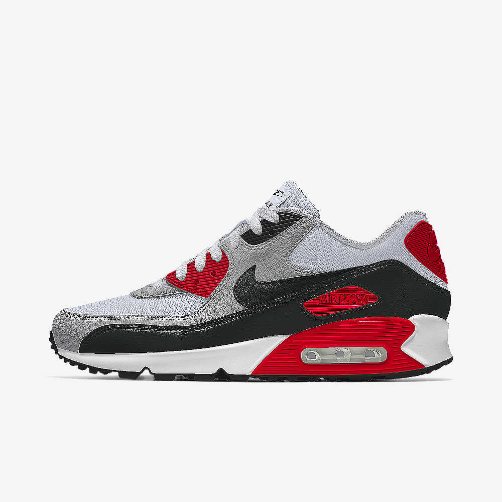 nuovo stile 61780 693f3 Nike Air Max 90 By You Custom Shoe