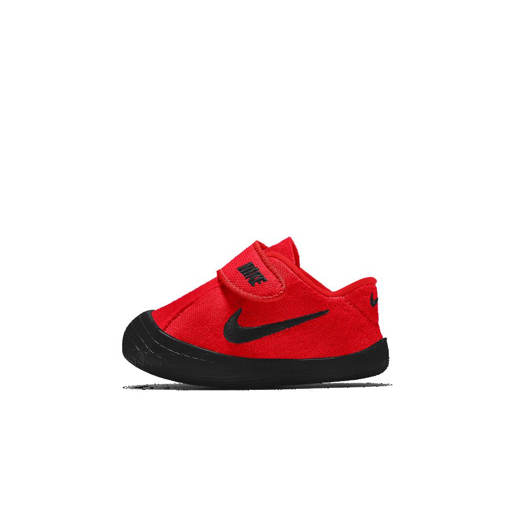 【NIKEiD】<ナイキ(NIKE)公式ストア> ナイキ ワッフル 1 iD ベビーシューズ 864775-993 レッド ★30日間返品無料 / Nike+メンバー送料無料