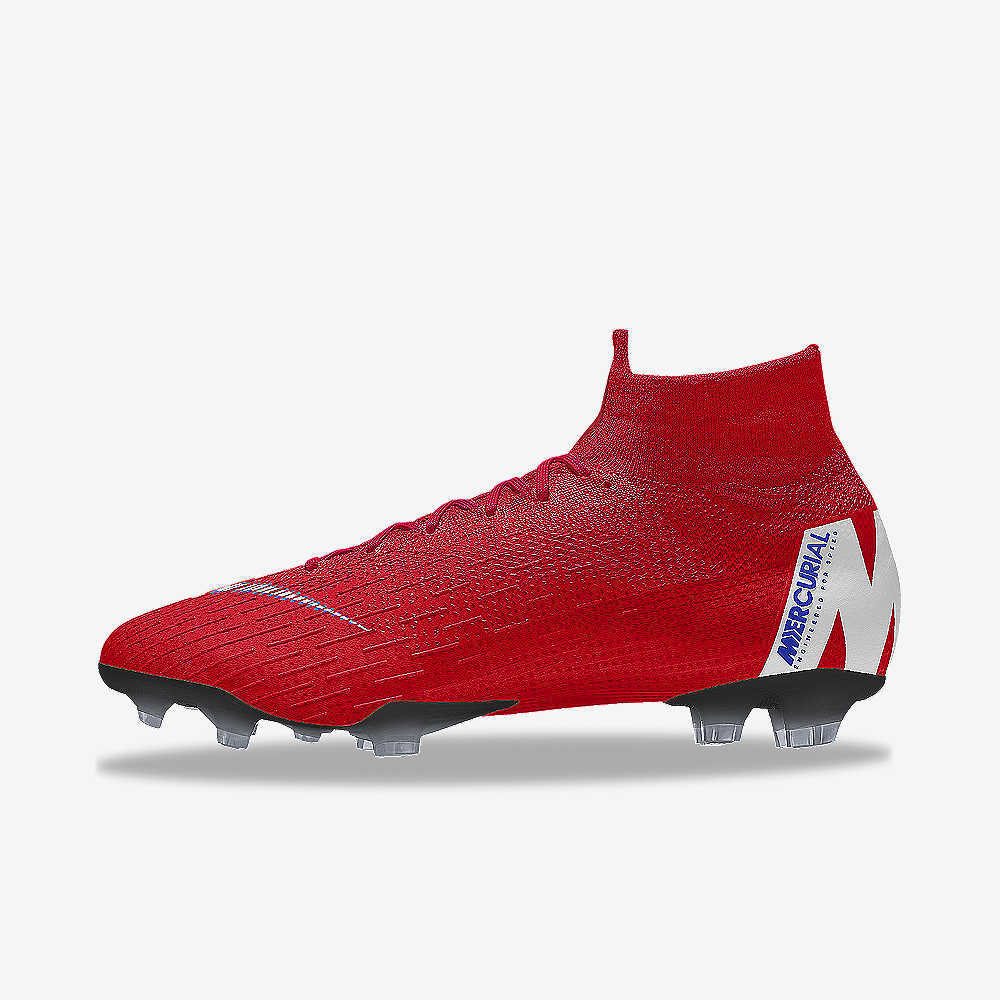 online store 49dd0 2615c Chaussure de football à crampons personnalisable Nike Mercurial ...